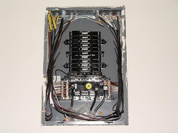 upgrade electrical panel